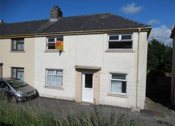 Thumbnail 3 bedroom end terrace house for sale in 28 Heol Y Felin, Dyffryn, Goodwick, Pembrokeshire