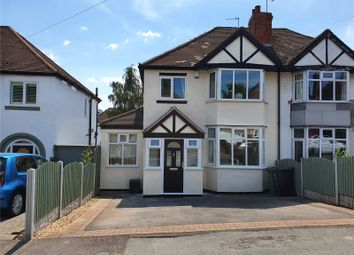 Thumbnail Semi-detached house for sale in Wentworth Road, Stourbridge