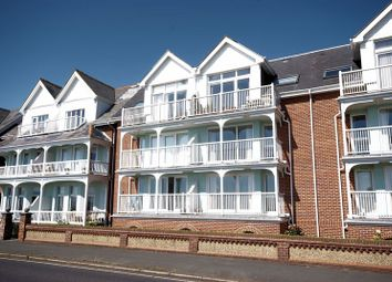 Thumbnail 2 bed flat for sale in Victory Court, Marine Parade West, Lee-On-The-Solent