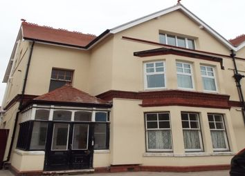 Thumbnail 2 bed maisonette to rent in Caroline Road, Llandudno