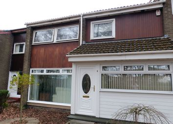 Thumbnail 4 bed terraced house for sale in Glen Bervie, St. Leonards, East Kilbride