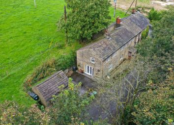 Thumbnail 5 bed semi-detached house for sale in Rose Cottage, Choppards Lane, Holmfirth