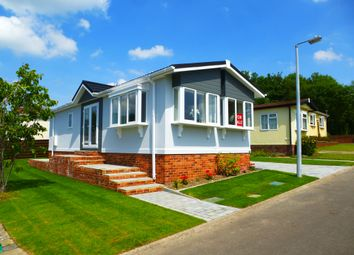 Thumbnail 1 bed mobile/park home for sale in South View Park Homes, Olivers Battery Gardens, Winchester