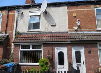 Thumbnail 2 bed terraced house for sale in Minnies Grove, Hull