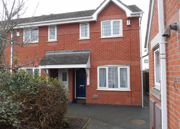 Thumbnail 2 bed terraced house for sale in Chiddlingford Court, Somerset Avenue, Blackpool
