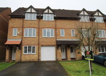 Thumbnail 3 bed terraced house for sale in Stonybeck Close, Westlea, Swindon