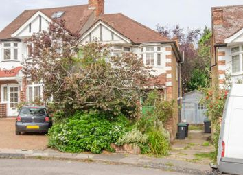 Palace Court Gardens, London N10. 3 bed semi-detached house