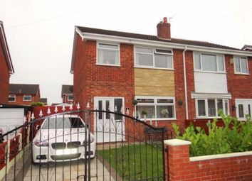 Thumbnail 3 bed semi-detached house for sale in Midland Close, Leigh