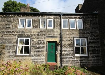 Thumbnail 4 bed cottage for sale in Cote Lane, Littleborough