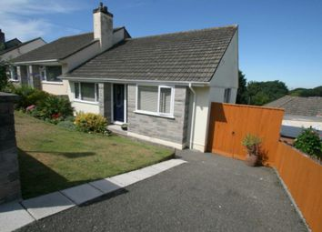 Thumbnail 3 bed semi-detached bungalow for sale in Mount Batten Way, Plymstock