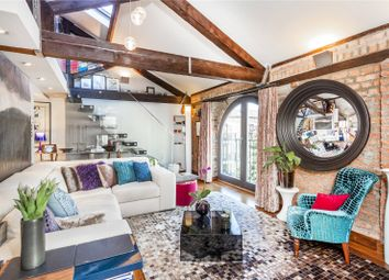 Thumbnail 2 bedroom flat for sale in New Wharf Road, London