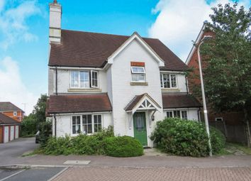 Thumbnail 6 bed detached house for sale in Ducketts Mead, Shinfield, Reading