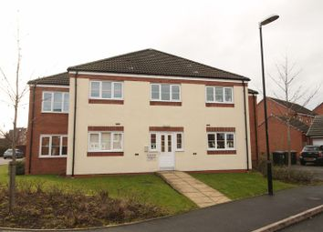 Thumbnail 2 bed flat for sale in Jefferson Way, Bannerbrook Park, Coventry