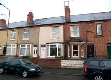 Thumbnail 3 bed terraced house to rent in Nottingham Road, Belper