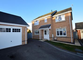 Thumbnail 3 bed detached house for sale in Heol Miaren, Llanharry, Pontyclun