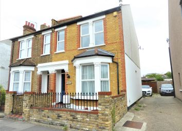 Thumbnail 3 bedroom semi-detached house to rent in Oaklands Road, South Bexleyheath, Kent