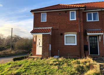 Thumbnail 1 bedroom end terrace house for sale in Back Street, Hempton, Fakenham