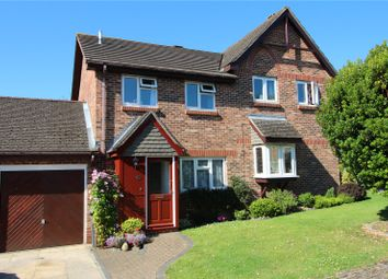 Thumbnail 3 bed detached house for sale in Elizabeth Way, Bishops Waltham, Hampshire