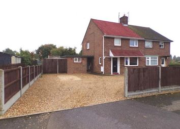 Thumbnail 3 bed semi-detached house for sale in King Street, Clapham, Bedford, Bedfordshire