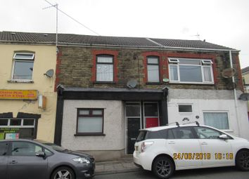 Thumbnail 1 bed flat to rent in 19d High Street, Nantyffyllon, Maesteg, Bridgend.