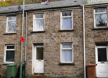 2 bed terraced house for sale in Commercial Road, Abercarn, Newport. NP11