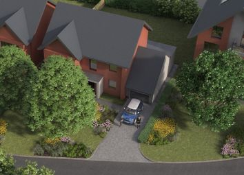 Thumbnail 3 bedroom detached house for sale in Hafod Road, Hereford