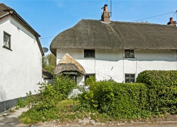 Thumbnail 2 bed semi-detached house for sale in High Street, Monxton, Hampshire