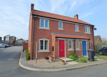 Thumbnail 3 bed semi-detached house for sale in Riverhead, Louth