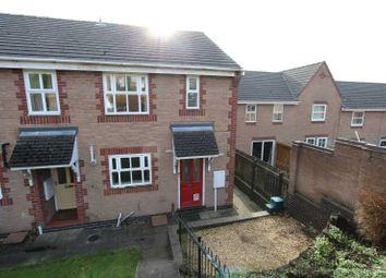 Thumbnail 3 bed end terrace house for sale in Victoria Hall Gardens, Matlock
