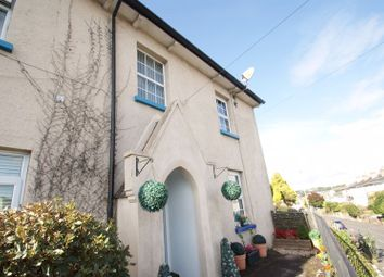 Thumbnail 3 bed semi-detached house to rent in Torquay Road, Newton Abbot