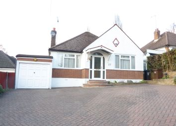 Thumbnail 2 bed bungalow to rent in Hawkshead Lane, Brookmans Park