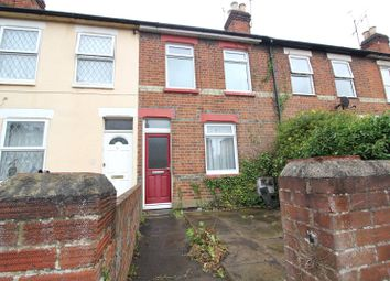 Thumbnail 2 bed terraced house for sale in Northfield Road, Reading, Berkshire