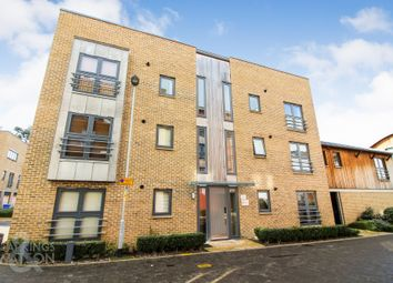 Thumbnail 2 bed flat for sale in Bertram Way, Norwich