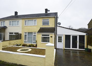 Thumbnail 3 bed semi-detached house for sale in Alpine Close, Paulton, Bristol