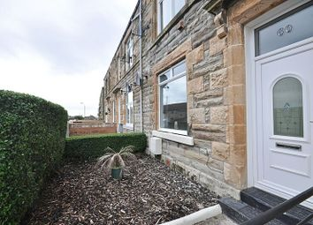 Thumbnail 2 bed flat for sale in Parkend Road, Saltcoats, North Ayrshire