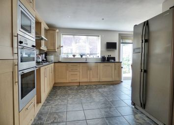 Thumbnail 5 bed detached house for sale in Harborough Close, Whissendine, Oakham