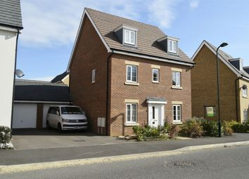 Thumbnail 5 bed detached house for sale in Apollo Avenue, Peterborough, Cambridgeshire