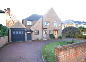 Thumbnail 5 bedroom detached house for sale in Langley Way, Watford