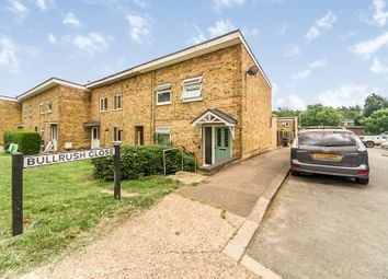 Thumbnail 4 bed end terrace house for sale in Bullrush Close, Hatfield