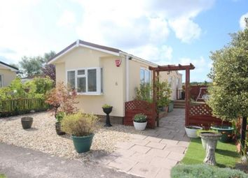 Thumbnail 1 bed mobile/park home for sale in Paynes Orchard, Charlton Common, Brentry, Bristol