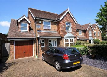 Thumbnail 4 bedroom detached house to rent in Vanessa Way, Bexley