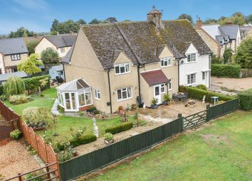 Thumbnail 5 bed semi-detached house for sale in The Green, Fringford, Bicester