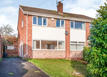 Thumbnail 3 bed semi-detached house for sale in Wolseley Road, Stafford