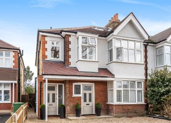 Thumbnail 3 bed maisonette for sale in Richmond Road, Kingston Upon Thames