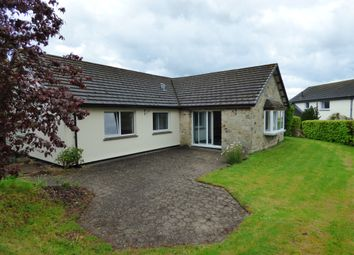 Thumbnail 4 bed detached bungalow to rent in Oaklands Park, Hatherleigh Road, Okehampton