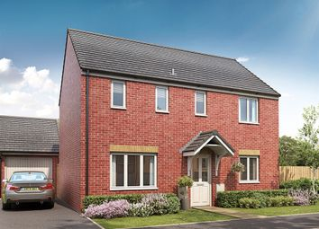 "Thumbnail 3 bed detached house for sale in ""The Lockwood"" at London Road, Rockbeare, Exeter"