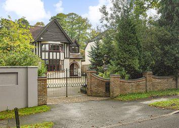Westerham Road, Keston BR2. 5 bed detached house for sale