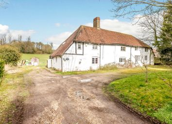 Thumbnail 5 bed detached house for sale in Station Road, Overton, Basingstoke