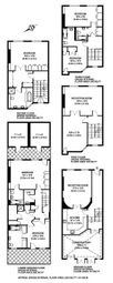Thumbnail 4 bed terraced house to rent in Manchester Street, Marylebone
