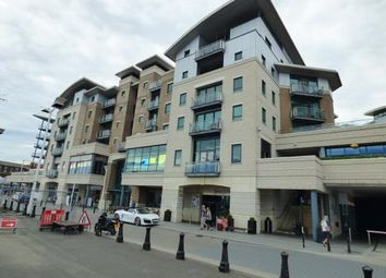 Thumbnail 2 bed flat for sale in The Quay, Poole, Dorset